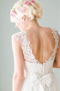 kurze Brautkleider lösen die langen Schleppen ab